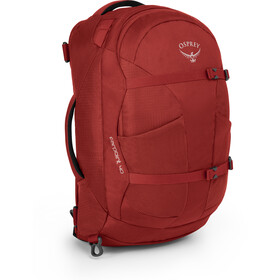 Osprey Farpoint 40 Backpack Gr. S/M jasper red